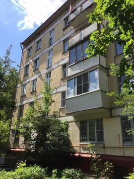 Продажа квартиры, м. Измайловская, Ул. Никитинская