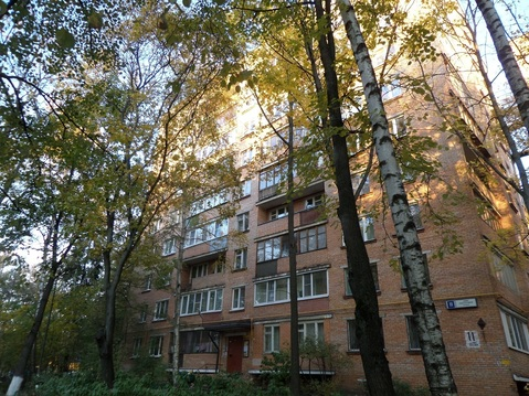 Продажа 1 ком. кв. Одинцово, Любы Новоселовой б-р, 11