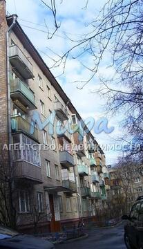 Москва, 1-но комнатная квартира, Измайловский б-р. д.66, 4800000 руб.