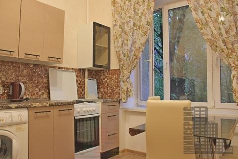 2-комнатная квартира на Ленинском проспекте, евроремонт, новая мебель,0%