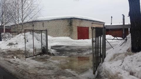 Сдается гараж в Зеленограде на Заводской