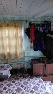 Продам полдома, 8 соток в Серпуховском районе д.Левашово