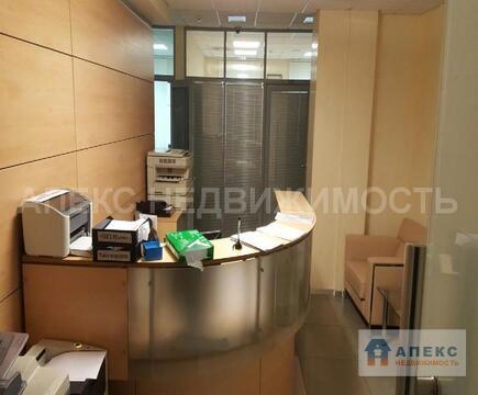 Аренда офиса 364 м2 м. Белорусская в бизнес-центре класса В в Тверской