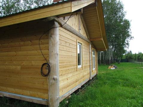 Продается дом в СНТ Приозерье вблизи села Б.Колодези Озерского района