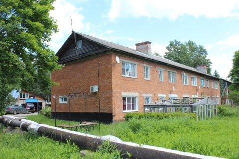В поселке Леспромхоза продается однокомнатная квартира