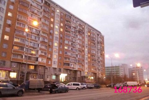 Продажа квартиры, м. Братиславская, Перервинский б-р.