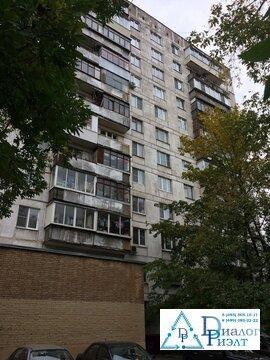 3-комнатная квартира 64,1 кв.м. в пешей доступности от метро Царицыно