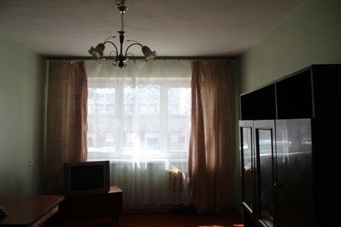 Двухкомнатная квартира в 1 микрорайоне