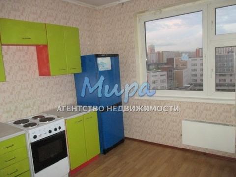 Продается трехкомнатная квартира с приличным ремонтом в новом доме (6