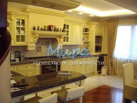 Москва, 5-ти комнатная квартира, ул. Маршала Тимошенко д.17к1, 109500000 руб.