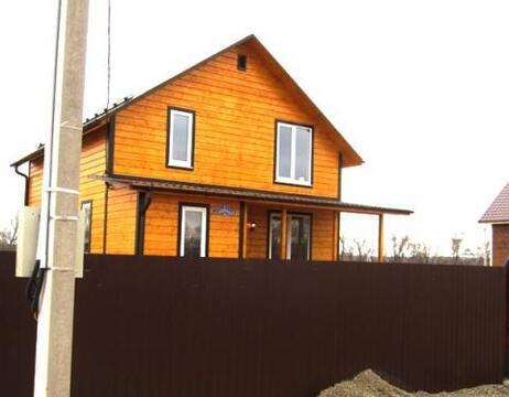Новый дом в Непецино/Санино - все комм-ции, новая мебель, уч. 9 соток