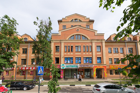 5к квартира 152 кв.м. Звенигород, ул. Комарова 13, Центр
