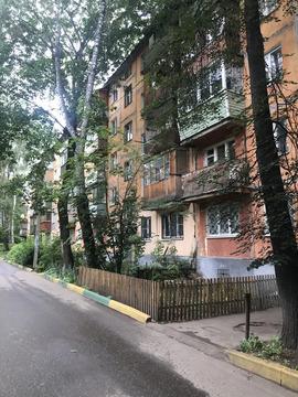 Продаётся 2 комнатная квартира в микрорайоне Серебрянка 25, г. Пушкино