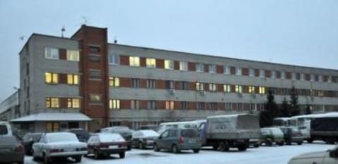 Офисно-складской комплекс 8794 кв.м.