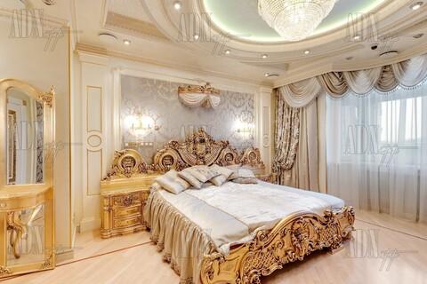 Квартира в Триумф-Паласе 208 кв.м