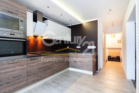 """4-комнатная квартира, 109 кв.м., в ЖК """"Левобережный"""""""