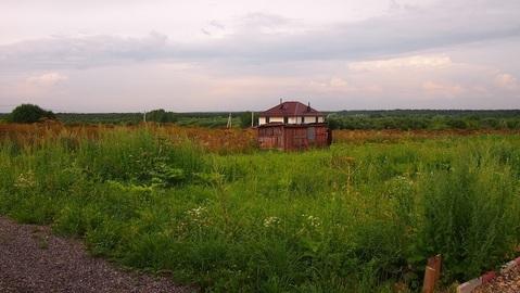 Участок 15-ть соток (ИЖС) с.Озерецкое 22 км от МКАД с видом на лес
