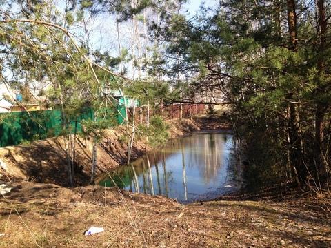 Дача в СНТ д щеголево12 сот рядом лес пруд свет в доме теплица беседка