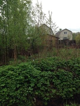 Продается земельный участок в п. Лесной Пушкинского р-на
