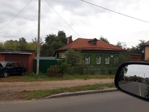 Дом со всеми центральными коммуникациями в г.Серпухов