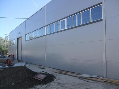 Сдается новый склад 576 кв. м Класс А