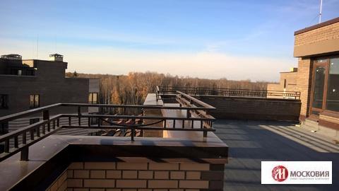 Квартира с террасой 111,7 кв.м, мкр Солнечный, г. Троицк