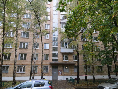 Продажа квартиры на Алтайской улице.