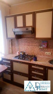 1-комнатная квартира в 15 минутах ходьбы до м Нижегородская