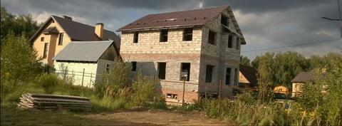 Продается недостроенный дом 200 кв