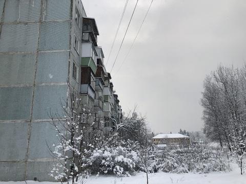 1 - комнатная квартира пгт. Некрасовский, мкр. Трудовая, д. 24