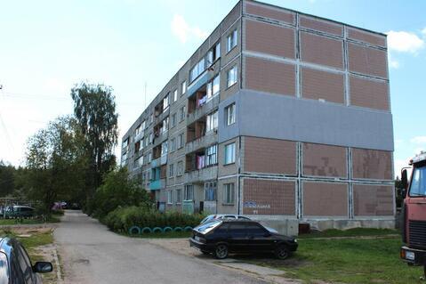 Двухкомнатная квартира в поселке Сокольниково