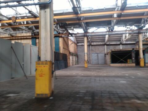 Производственное помещение 670 кв.м