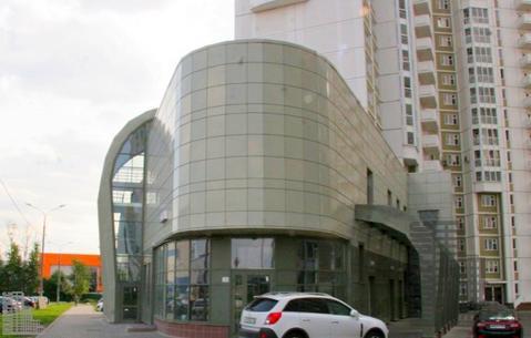 Помещение 404м с панорамными окнами в Химках, Горшина улица