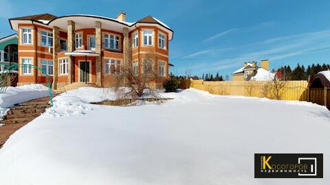 Купи дом 250 кв.м на участке 12 соток в Новой Москве в кп Шишкин лес