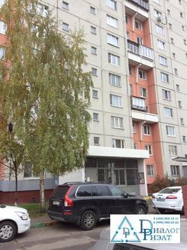 1-комнатная квартира 39 м2, 5 мин. пешком от м. Жулебино и Котельники