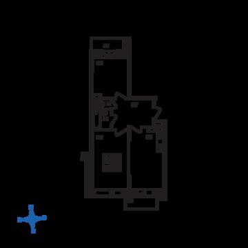 Люберцы, 2-х комнатная квартира, ул. Барыкина д., 5095956 руб.