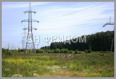 Земля промназначения в 300 метрах от МКАД, МО, Мытищинский р-он, .