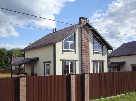 Продаётся новый дом 155 кв.м с участком 6.98 сот. в пос. Подосинки