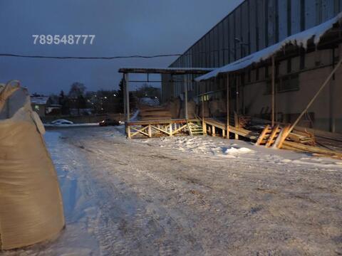 Отапливаемый склад на огороженной охраняемой территории