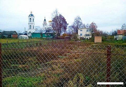 Земельный участок в селе Дмитровское