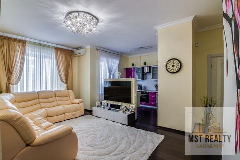 Отличная трехкомнатная квартира в ЖК Березовая роща. г. Видное