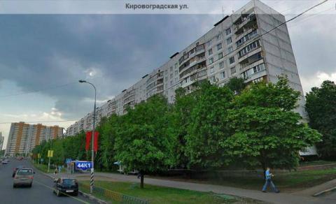 Москва, 2-х комнатная квартира, ул. Кировоградская д.44 к1, 9000000 руб.