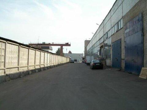 Теплый склад 1400 кв.м.