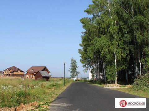 Участок 12 соток, ИЖС, Н.Москва, 32 км. от МКАД Калужское шоссе