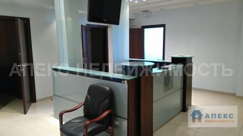 Аренда офиса 230 м2 м. Маяковская в бизнес-центре класса В в Тверской
