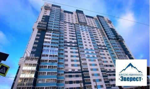 """1-комнатная квартира, 38 кв.м., в ЖК """"в мкр. Текстильщик"""""""