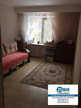 """1-комнатная квартира, 35 кв.м., в ЖК """"Подмосковные вечера"""""""