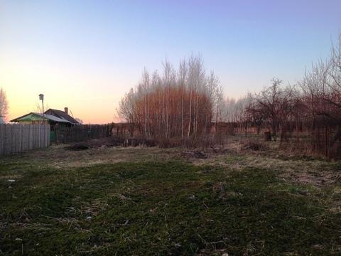 Д Хохлево ИЖС 15сот свет деревня в окружении леса до деревни асфальт