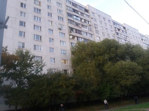 Трехкомнатная квартира на Щелковской