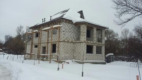 Дом 222 м.кв. на участке 6 соток в Марушкино 16 км от МКАД